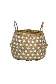 Shoptiques Product: Polka Dot Basket