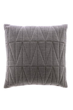 Bloomingville Quilted Chambray Pillow - Alternate List Image