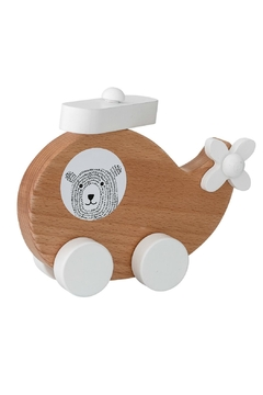 Bloomingville Wooden Toy Plane - Product List Image