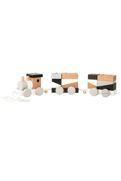 Bloomingville Wooden Train Toy - Product List Image