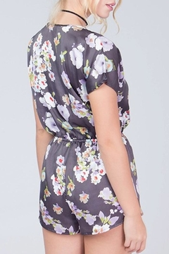 Blooms in The City Floral Romper - Alternate List Image