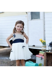 Magpie and Mabel Blossom Butterfly Dress - Front full body
