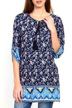 Shoptiques Product: Floral Printed Tunic