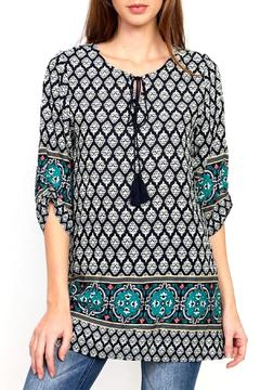 Shoptiques Product: Dyvie Floral Printed Tunic