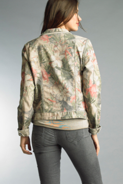 Tempo Paris Blossom Reversible Jacket - Alternate List Image