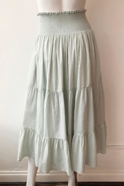 The Great Blossom Skirt - Back cropped