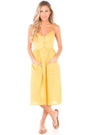 Blossom Sunshine Dress - Front cropped