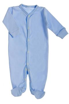 Blossom Boutique Cotton Footed Sleeper - Alternate List Image