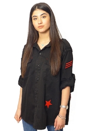 Gypsetters Blouse Lips - Side cropped