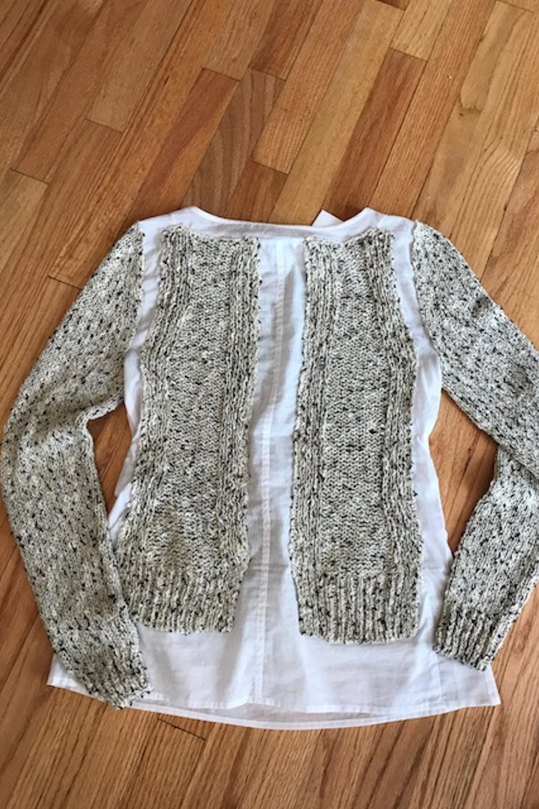 SOH Blouse Sweater Mix - Front Full Image