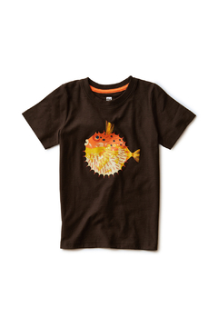 Shoptiques Product: Blow The Pufferfish Tee