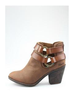 Shoptiques Product: Brown Blowfish Booties