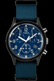 timex Blu Chrono Watch - Product Mini Image