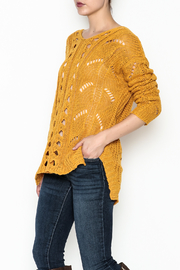 Blu Pepper Amber Sweater - Product Mini Image