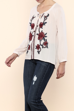 Shoptiques Product: Kissed By A Rose Blouse