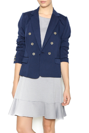 Blu Pepper Navy Blazer - Product Mini Image