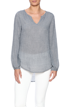 Shoptiques Product: Woven Loose Long Sleeve