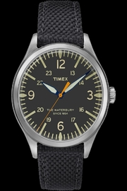 timex Blu Waterbury Watch - Product Mini Image