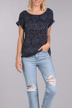 Shoptiques Product: Back To Back Woven Top