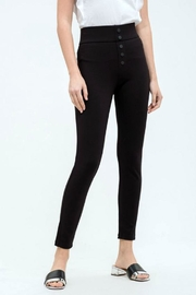 Blu Pepper Black High-Rise Jeggings - Product Mini Image