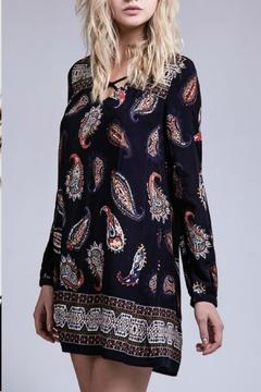 Shoptiques Product: Paisley Boho Dress