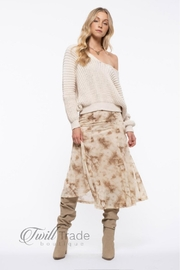 Blu Pepper Cream Slouchy Knit - Other