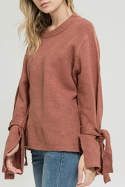 Blu Pepper Crew Neck Sweater - Product Mini Image