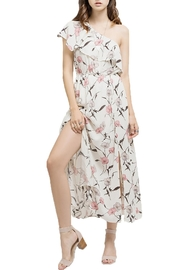 Blu Pepper Floral Ruffled Maxi Dress - Product Mini Image
