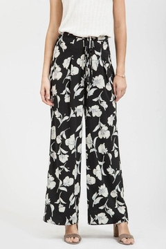 Shoptiques Product: Floral Pleated Pant