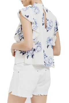 Shoptiques Product: Halter Floral Top