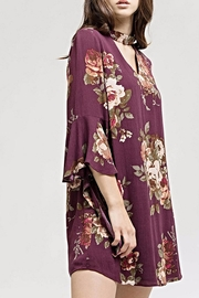 Blu Pepper Floral Sia Dress - Product Mini Image