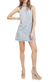 Blu Pepper Haltered Lace Dress - Product Mini Image