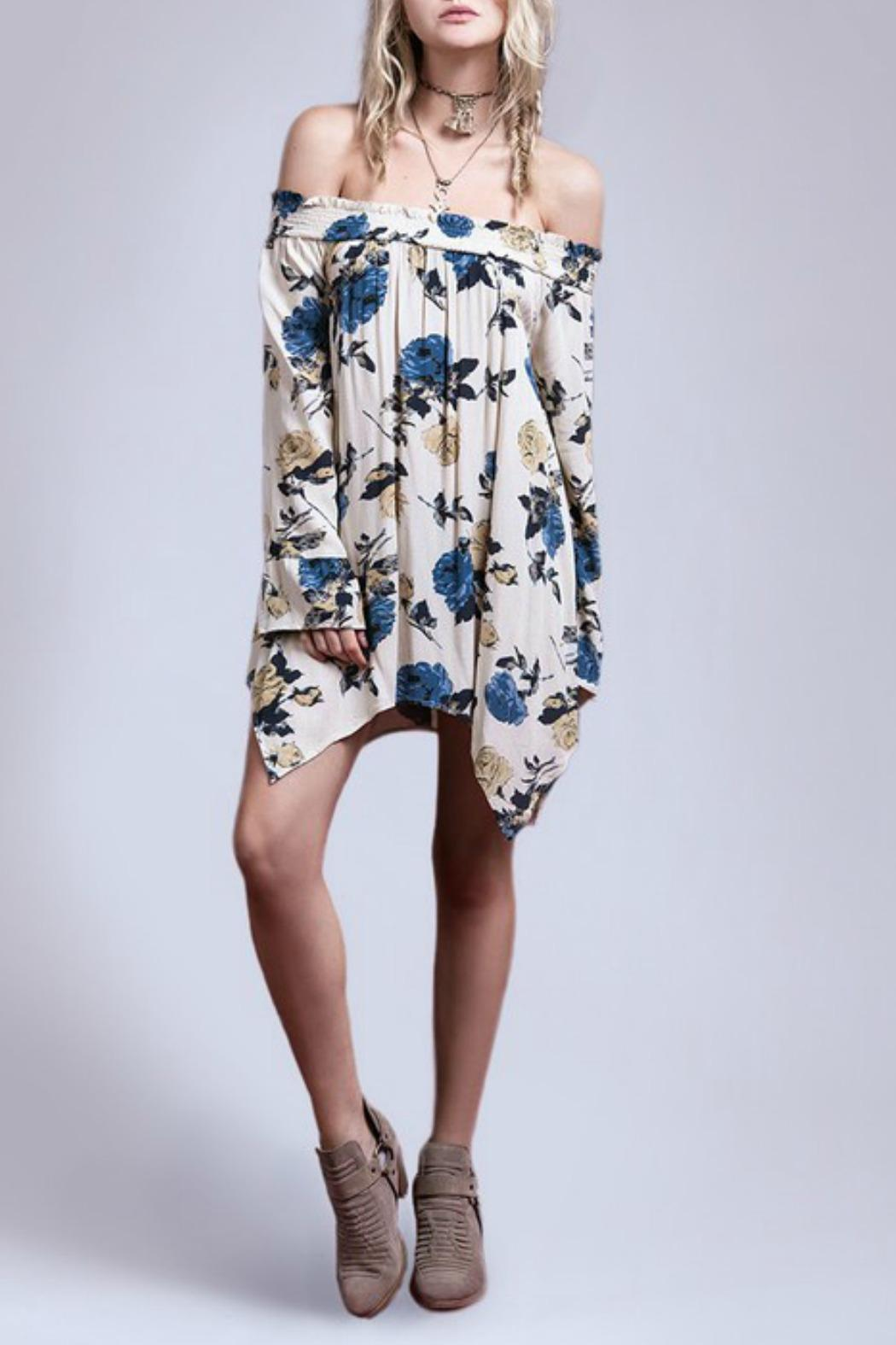 Blu Pepper In Bloom Dress - Main Image