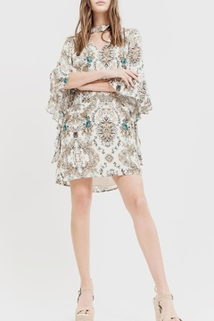 Blu Pepper Kaleidoscope Print Dress - Product List Image