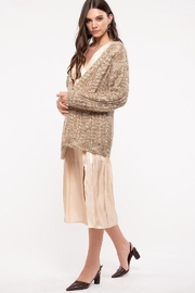 Blu Pepper Open Cable Cardigan - Product Mini Image