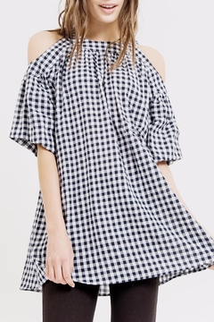 Shoptiques Product: Plaid Top