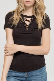 Blu Pepper The Hilary Top - Front cropped