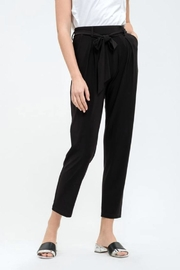 Blu Pepper Waist Tie Pants - Product Mini Image