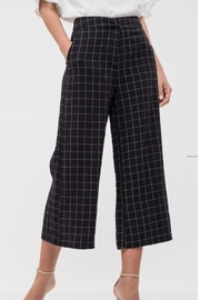 Blu Pepper Woven Crop Pant - Product Mini Image