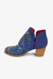 Chanii B Blue Ankle Boot - Product Mini Image