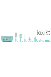 Miniland Blue Baby Kit - Back cropped