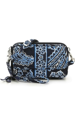 Shoptiques Product: Blue Bandana All-In-One