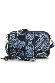 Vera Bradley Blue Bandana All-In-One - Product Mini Image