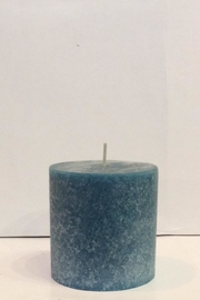 Root Candle Blue Basil 3x3 - Product Mini Image