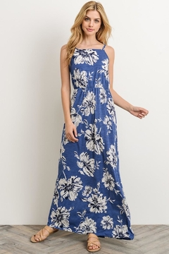 Gilli Blue-Beauty Floral Maxi - Product List Image