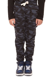 Dex Blue Camo Joggers - Front cropped