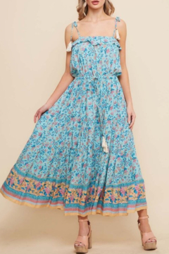 saints and hearts Blue Combo Maxi - Product List Image
