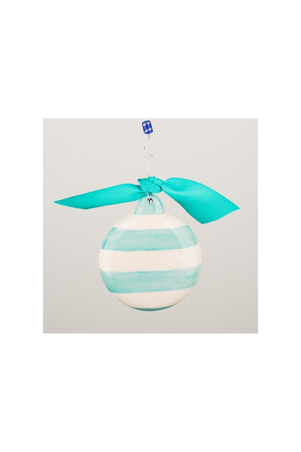 Glory Haus Blue Crab Ornament - Front Full Image