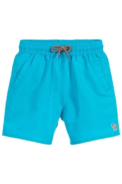 Shoptiques Product: Blue-Danube 'Titan' Shark-Swim-Shorts