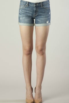 Shoptiques Product: Blue Denim Ava Short